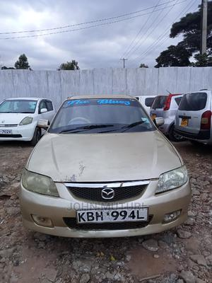 Mazda Familia 2004 Gold   Cars for sale in Kiambu, Kiambu / Kiambu