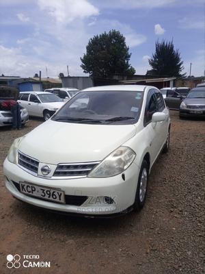 Nissan Tiida 2010 White | Cars for sale in Uasin Gishu, Eldoret CBD