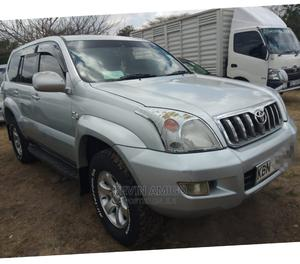 Toyota Land Cruiser Prado 2003 Silver | Cars for sale in Nairobi, Nairobi Central