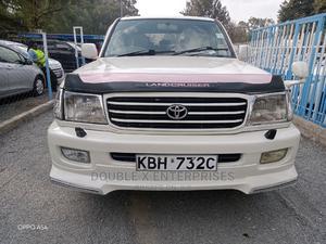Toyota Land Cruiser Prado 2005 White | Cars for sale in Nairobi, Nairobi Central