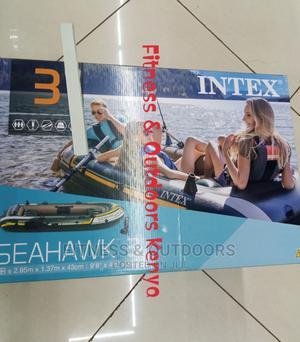 Intex Seahawk 3 Inflatable Boat   Camping Gear for sale in Nairobi, Karen