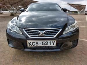Toyota Mark X 2011 Black | Cars for sale in Nairobi, Kasarani