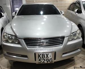 Toyota Mark X 2008 2.5 AWD Gray   Cars for sale in Mombasa, Ganjoni