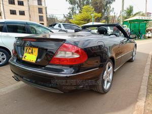 Mercedes-Benz CLK 2009 280 Cabriolet Avantgarde Black   Cars for sale in Nairobi, Nairobi Central