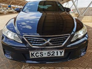 Toyota Mark X 2011 2.5 RWD Black | Cars for sale in Nairobi, Runda