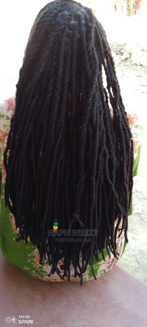 Natural Hair Dread Locks on Sale 7 Years Old 16 Inch | Hair Beauty for sale in Mombasa, Nyali