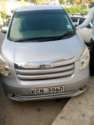 Toyota Noah 2010 Silver   Cars for sale in Mombasa, Mombasa CBD