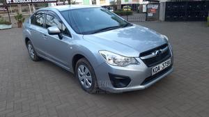 Subaru Impreza 2013 2.0i 4-Dr Silver   Cars for sale in Nairobi, Woodley/Kenyatta Golf Course