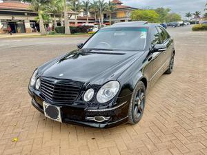 Mercedes-Benz E320 2008 Black | Cars for sale in Nairobi, Nairobi Central