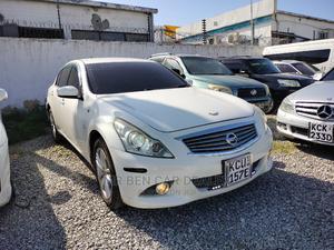 Nissan Skyline 2012 White | Cars for sale in Mombasa, Mombasa CBD