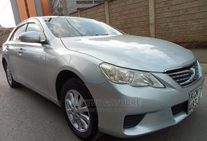 Toyota Mark X 2011 2.5 RWD Silver | Cars for sale in Nairobi, Ridgeways