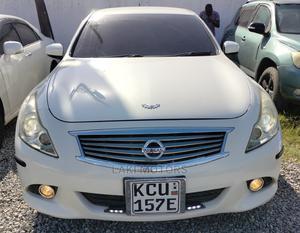 Nissan Skyline 2011 White | Cars for sale in Mombasa, Ganjoni