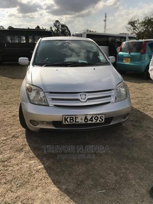 Toyota IST 2003 Silver   Cars for sale in Nairobi, Nairobi Central