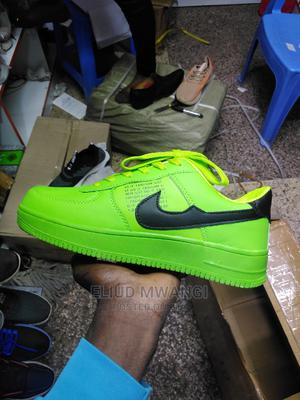 Green and Yellow Airforce   Shoes for sale in Nairobi, Embakasi