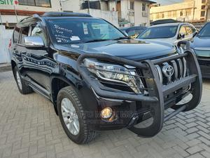 Toyota Land Cruiser Prado 2014 3.0 D-4d (172 Hp) Black | Cars for sale in Mombasa, Mombasa CBD