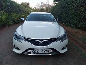 Toyota Mark X 2013 Pearl   Cars for sale in Nairobi, Ridgeways