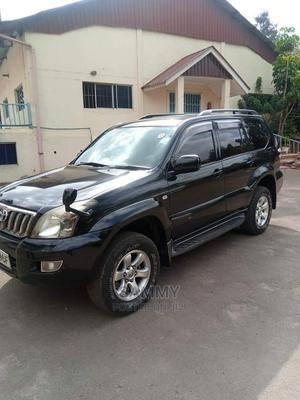 Toyota Land Cruiser Prado 2007 Black | Cars for sale in Nairobi, Donholm
