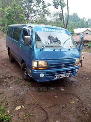 Toyota Hiace   Buses & Microbuses for sale in Kiambu, Thika