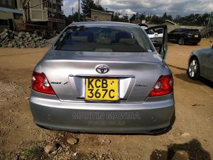 Toyota Mark X 2007 Gray   Cars for sale in Nairobi, Karen
