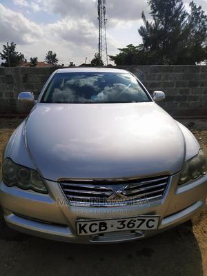 Toyota Mark X 2007 Gray | Cars for sale in Nairobi, Karen