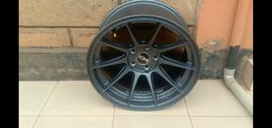 Brand New Size 15 Offset Rims. Totally Unused   Vehicle Parts & Accessories for sale in Meru, Municipality