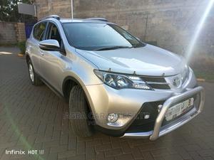 Toyota RAV4 2014 Silver | Cars for sale in Nairobi, Kilimani