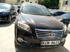 Toyota Vanguard 2010 Black   Cars for sale in Mombasa, Mombasa CBD
