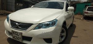 Toyota Mark X 2010 White | Cars for sale in Nairobi, Makadara
