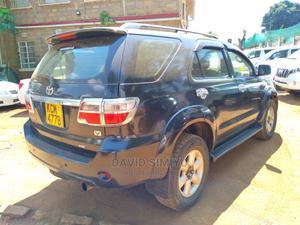 Toyota Fortuner 2010 Black   Cars for sale in Nairobi, Parklands/Highridge