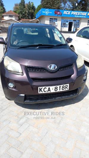 Toyota IST 2009 Purple   Cars for sale in Nairobi, Nairobi Central