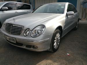 Mercedes-Benz E200 2006 Silver | Cars for sale in Nairobi, Kilimani