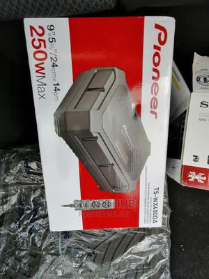 Pioneer TS-WX400DA Active Underseat Subwoofer Remote 250W   Audio & Music Equipment for sale in Nairobi, Nairobi Central