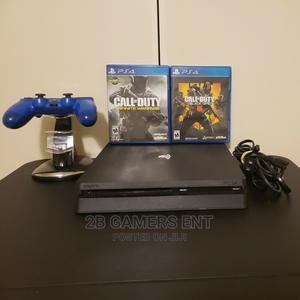 Sony Playstation 4 PS4 Slim 500GB Video Game Console | Video Game Consoles for sale in Nairobi, Kilimani