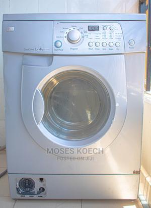 LG Washing Machine 7kg Wash 4kg Drier *READ DESCRIPTION*   Home Appliances for sale in Kajiado, Ongata Rongai