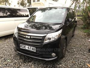 Toyota Noah 2014 2.0 AWD (8 Seater) Black   Cars for sale in Nakuru, Nakuru Town East
