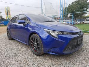Toyota Corolla 2019 SE (1.8L 4cyl 2A) Blue   Cars for sale in Nairobi, South B