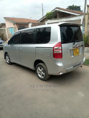 Toyota Noah 2012 Silver   Cars for sale in Nairobi, Komarock