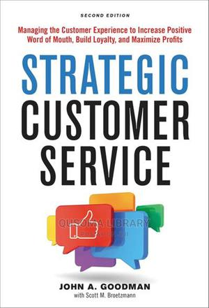Strategic Customer Service - John Goodman | Books & Games for sale in Kajiado, Kitengela