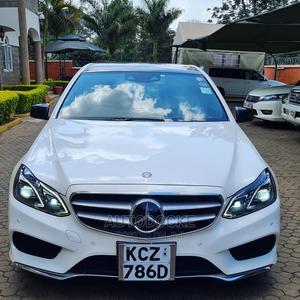 Mercedes-Benz E250 2014 White | Cars for sale in Nairobi, Westlands