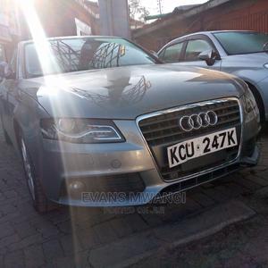 Audi A4 2012 Gray | Cars for sale in Nairobi, Kilimani