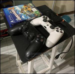 Play Station 4 Slim, 2 Pads | Video Game Consoles for sale in Nairobi, Kilimani