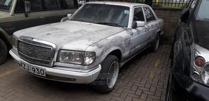 Mercedes-Benz S-Class 1993 300 SD (W140) White   Cars for sale in Nairobi, Embakasi