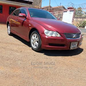 Toyota Mark X 2006 2.5 RWD Red | Cars for sale in Murang'a, Township G