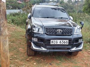 Toyota Land Cruiser Prado 2008 3.4 5dr Black | Cars for sale in Nairobi, Mountain View