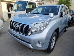 Toyota Land Cruiser Prado 2014 Silver   Cars for sale in Mombasa, Mombasa CBD