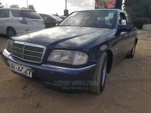 Mercedes-Benz C200 1998 Blue | Cars for sale in Nairobi, Nairobi Central