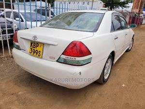 Toyota Mark II 2004 Off White   Cars for sale in Nairobi, Nairobi Central