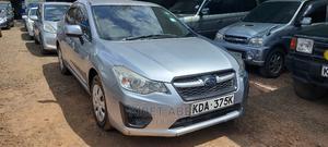 Subaru Impreza 2013 Silver   Cars for sale in Nairobi, Karen