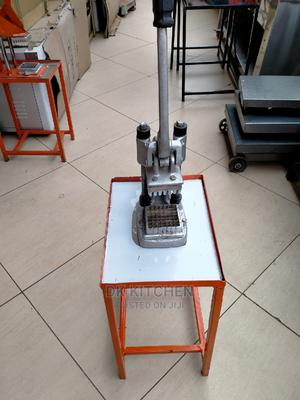 Commercial Locally Made Chips Cutter Machine | Kitchen Appliances for sale in Nairobi, Gikomba/Kamukunji