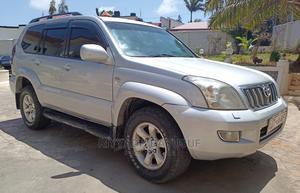 Toyota Land Cruiser Prado 2006 Silver | Cars for sale in Mombasa, Mombasa CBD